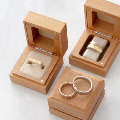 Signature Ring Box
