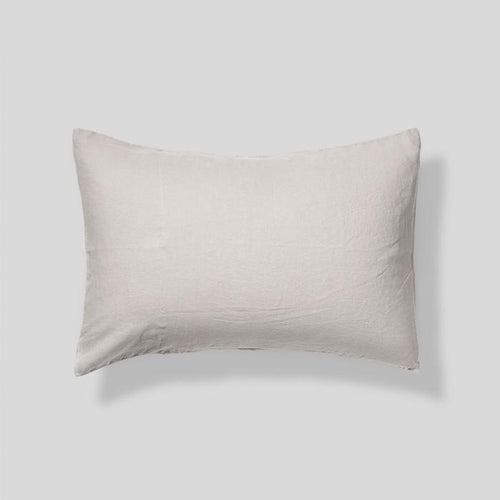 Dove Grey Pillowcase Set