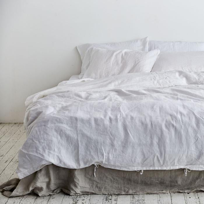 Duvet Cover - White