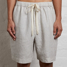 Mens Shorts - Stripe