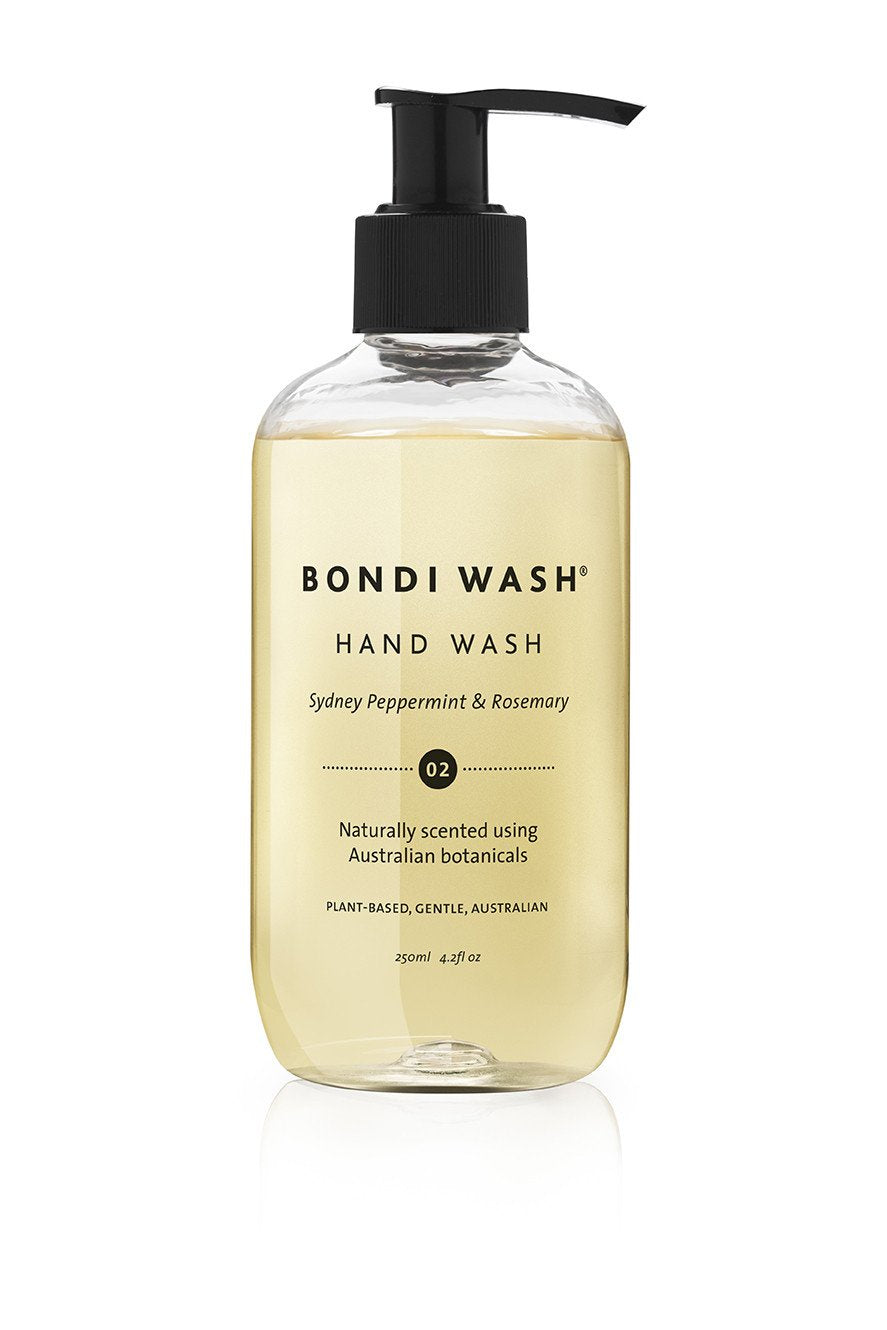 Hand Wash - Sydney Peppermint & Rosemary