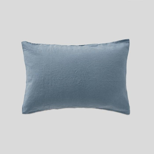 Lake Blue Pillowcase Set