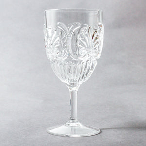 Flemington Acrylic Wine - Clear