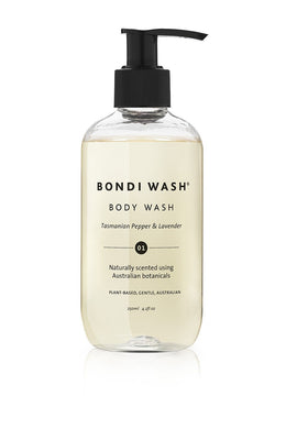 Body Wash - Tasmanian Pepper & Lavender