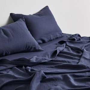 Fitted Sheet - Midnight