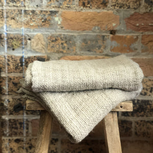 Bessie Bath Towel - Natural
