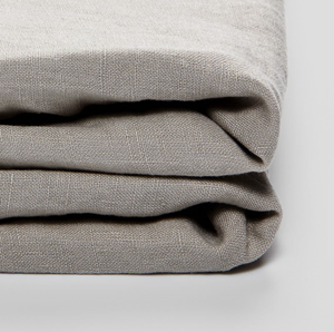 Standard Pillowcase Set - Dove Grey