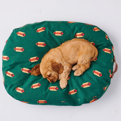 Pet Bed - Hot Diggity Dog
