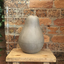 Grey Rania Concrete Pear