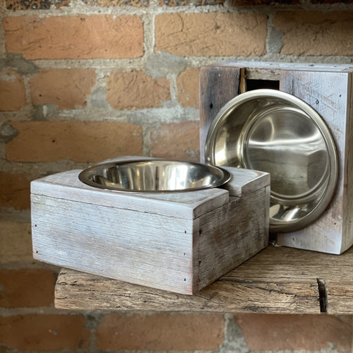 Reclaimed Pet Bowl - Large Single