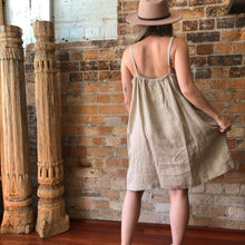 Slip Dress - Natural