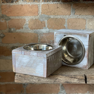 Reclaimed Pet Bowl - Small Single