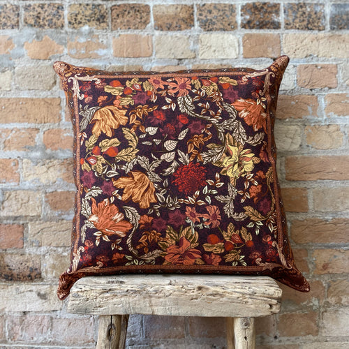Spice Forest Cushion