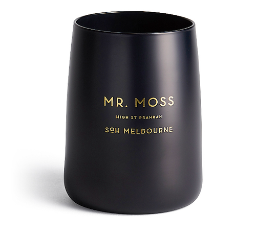 SOH Melbourne Mr Moss Candle