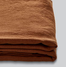 Tobacco Fitted Sheet