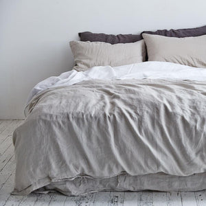 Duvet Cover - Dove Grey