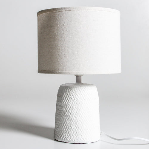 Seabreeze Table Lamp White - Small