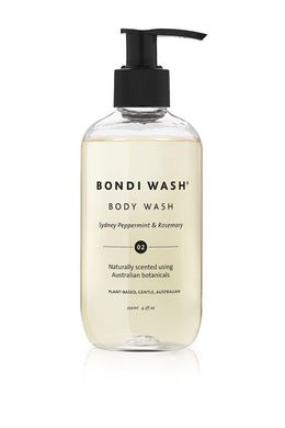 Body Wash - Sydney Peppermint & Rosemary