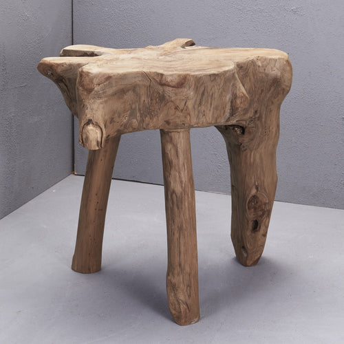 Elif Tree Roof Stool