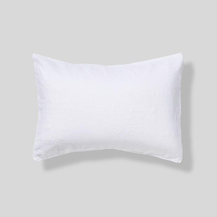 Standard Pillowcase Set - White