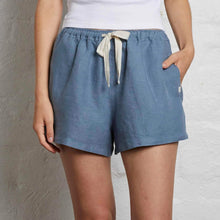 Womens Shorts - Lake