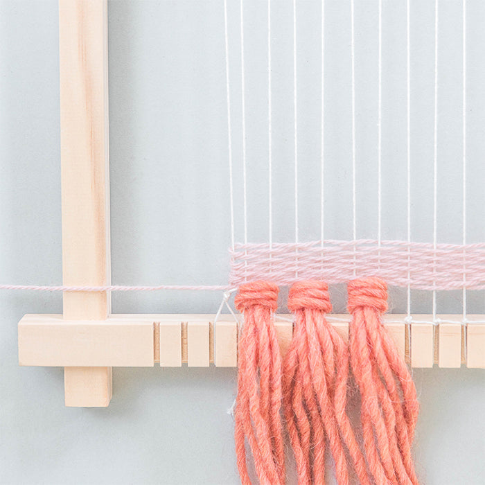 Frame Loom Weaving: Where Do I Start?