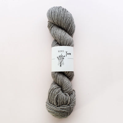 KOEL Merino Superwash Silk Yak Fat