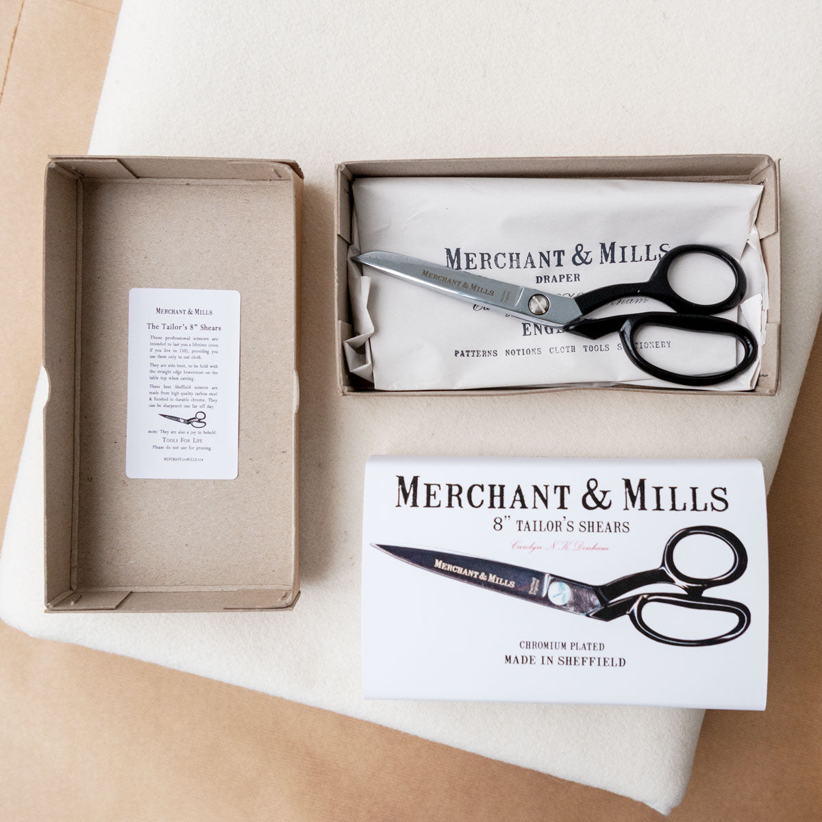 Merchant & Mills Tailors Scissors