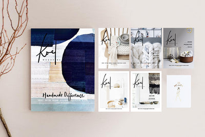 The KOEL Bundle - 6 mags including #7 + Notebook