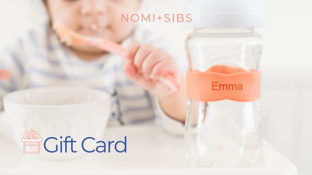 Personalized E-Gift Card