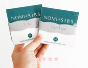 4 Pack - Pre-Personalized NOMI labels (READY TO SHIP)