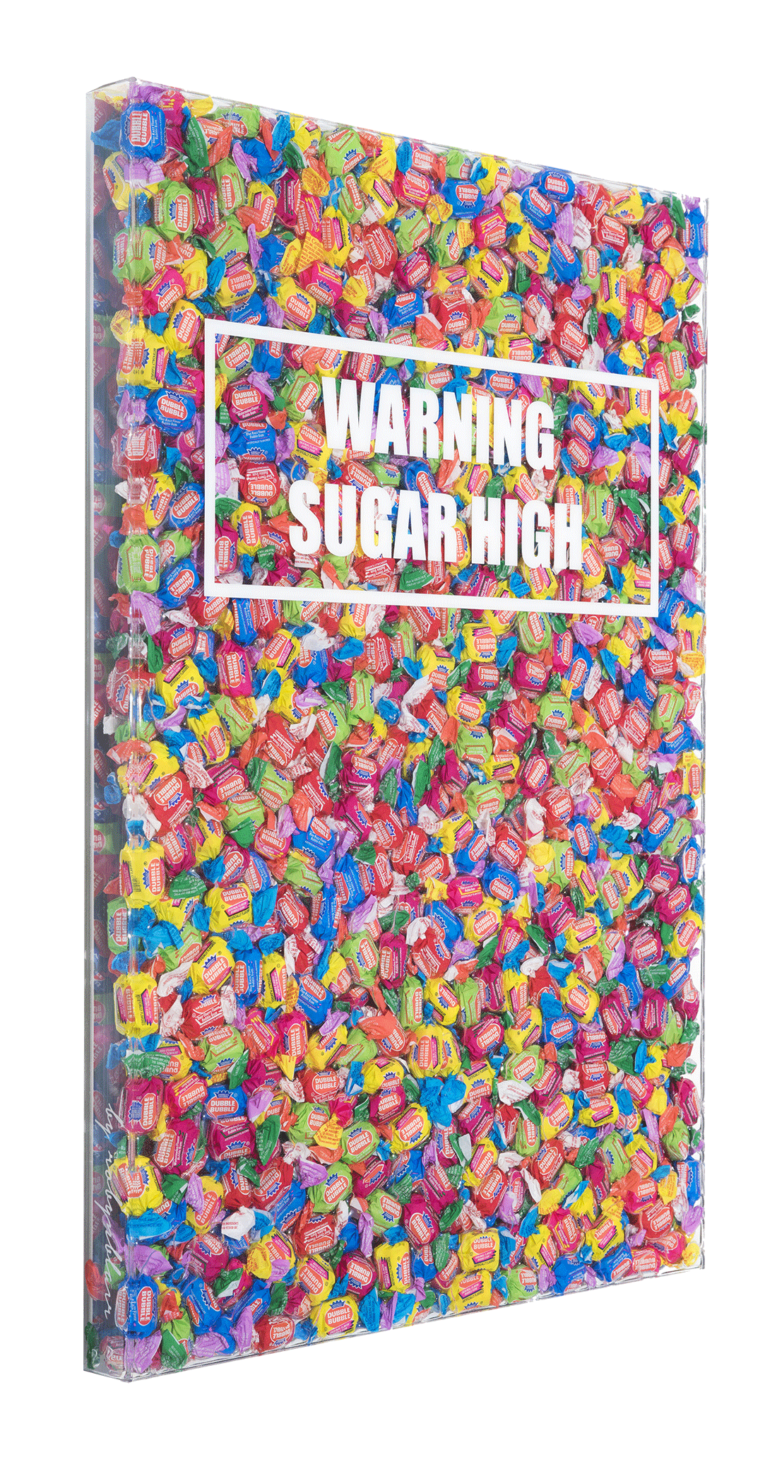 Warning Sugar High