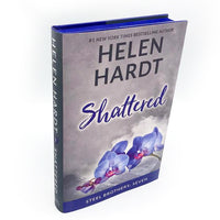 Shattered - Hardcover - Autographed