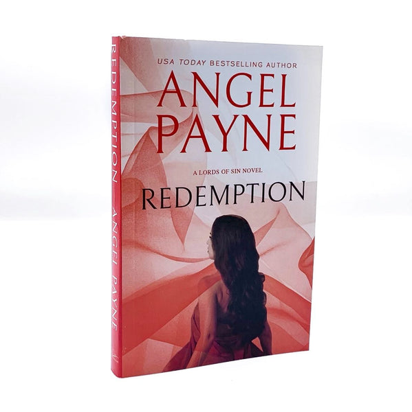 Redemption (A Lords of Sin Novel) - Autographed