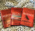 Red Ledger Series - Over 35% off!