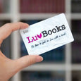 LuvBooks Gift card