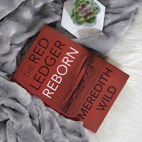 Reborn (The Red Ledger: Vol. 1) - Hardcover