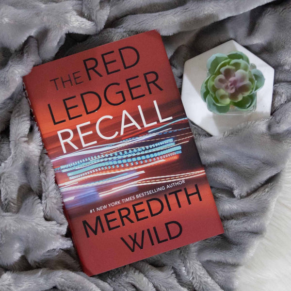 Recall (The Red Ledger: Vol. 2) - Hardcover