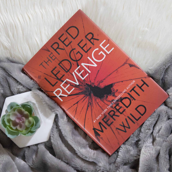 Revenge (The Red Ledger: Vol. 3) - Hardcover