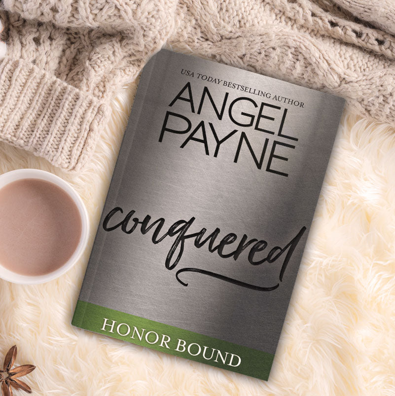 Conquered (Honor Bound Series Book 9)