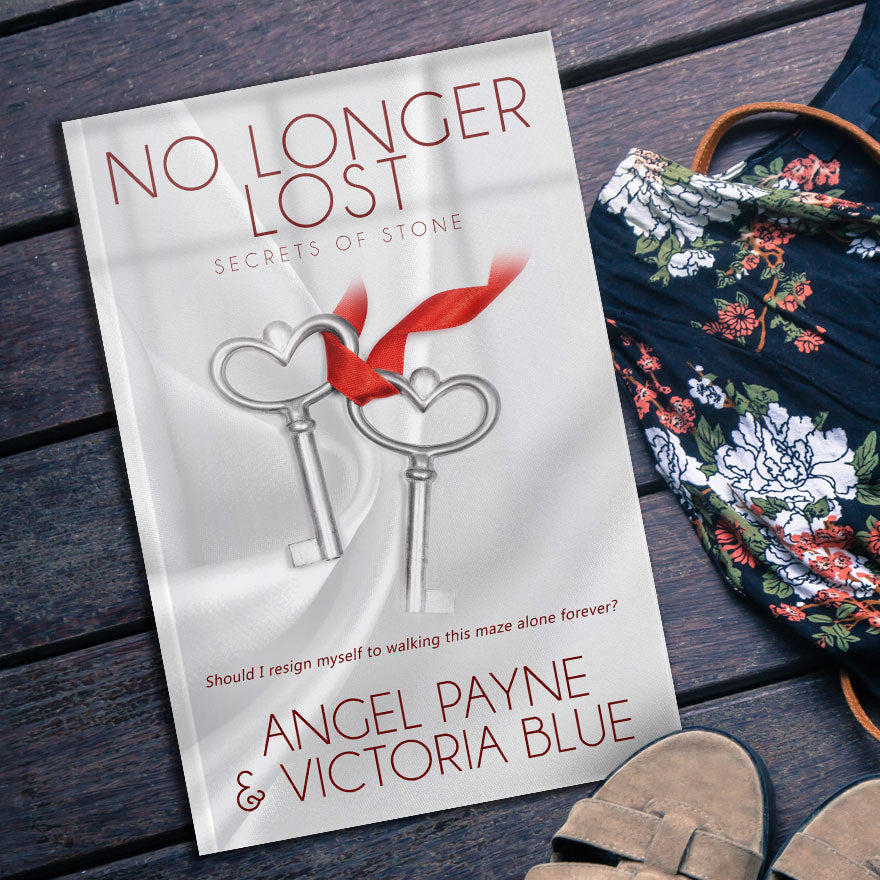 No Longer Lost (Secrets of Stone Series Book 9)