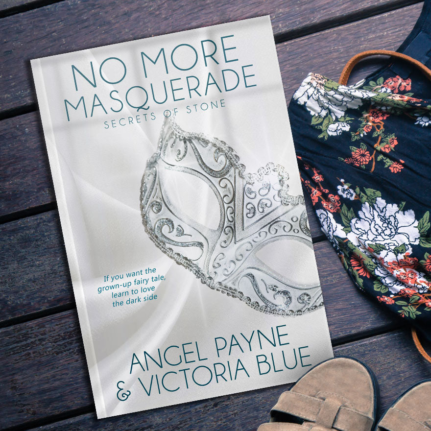 No More Masquerade (Secrets of Stones Series Book 2)