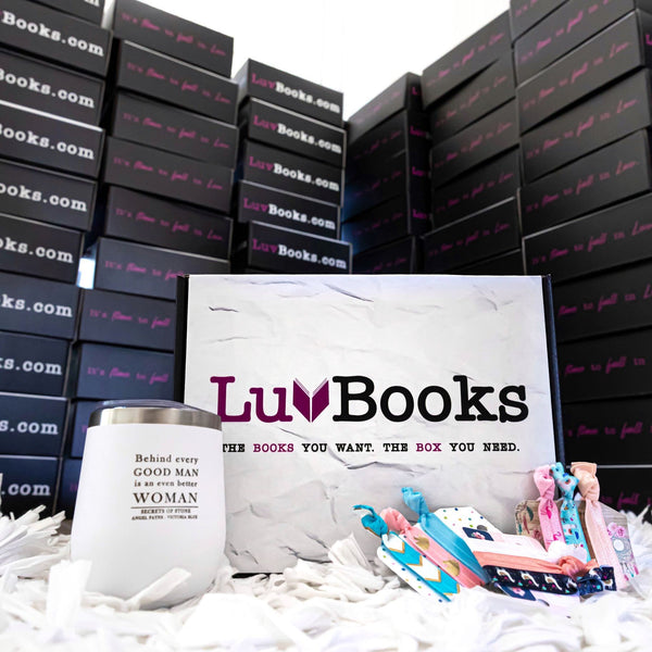 LuvBooks Subscription Box