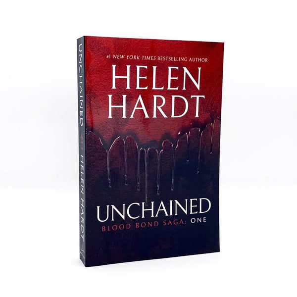 Unchained (Blood Bond Saga Vol. 1) - Autographed