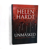 Unmasked (Blood Bond Saga Vol. 4) - Autographed