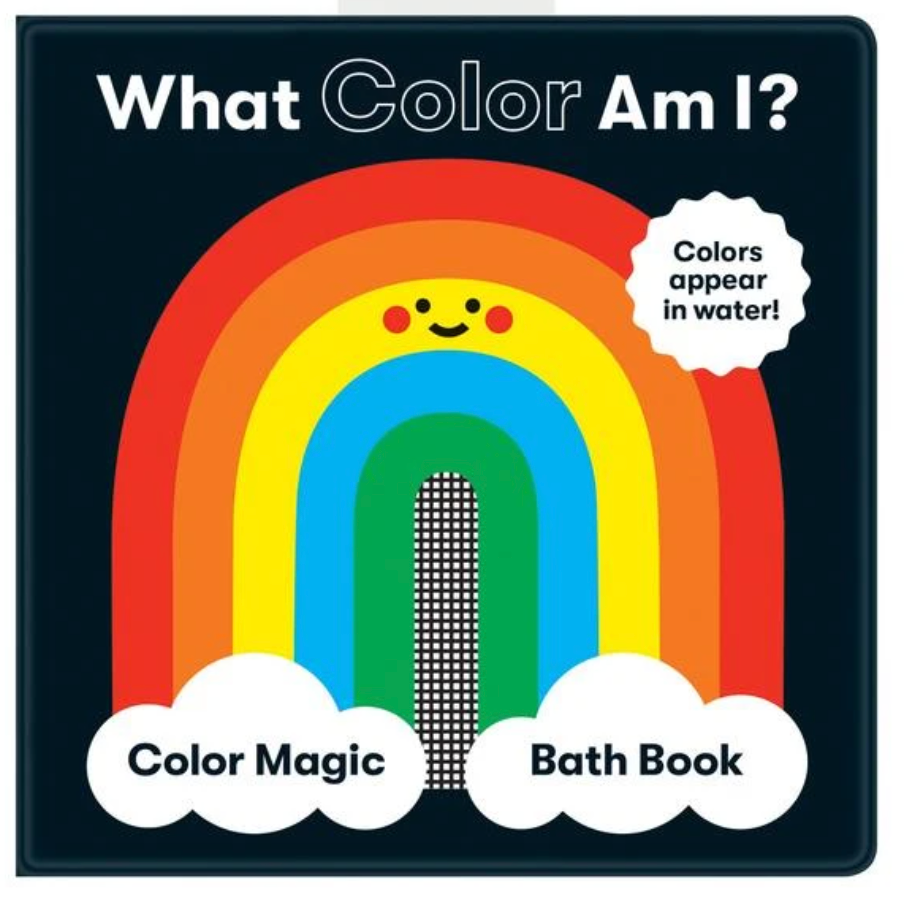 What Color Am I? : Magical Bath Book!