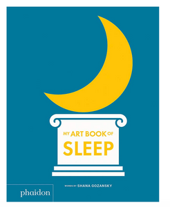 My Art Book of Sleep, Board Book