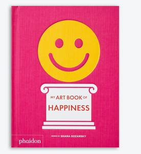My Art Book of Happiness, Board Book