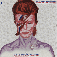 Load image into Gallery viewer, Aladdin Sane, David Bowie - Adele Gilani Art Gallery