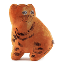 "Load image into Gallery viewer, Andy Warhol ""Sam the Cat"" Plush - Adele Gilani Art Gallery"